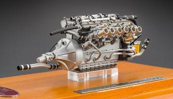 Прикрепленное изображение: Двигатель Maserati 300s, CMC M-110 04.jpg