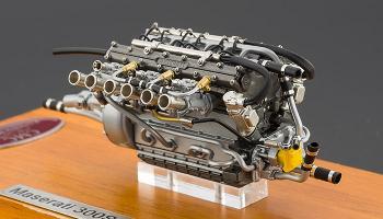 Прикрепленное изображение: Двигатель Maserati 300s, CMC M-110 06.jpg
