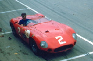 Прикрепленное изображение: Juan Manuel Fangio practices for the 1958 Cuban GP in his Maserati 300S.png