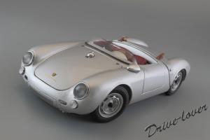 Прикрепленное изображение: Porsche 550 Spyder (set with VW T1 Renntransporter) Schuco 450007700_03.jpg