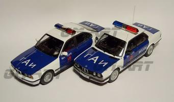 Прикрепленное изображение: BMW E28 ГАИ РОССИИ 15.JPG