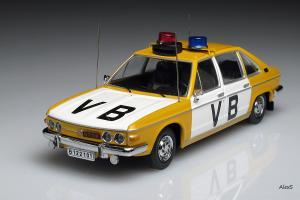 Прикрепленное изображение: Tatra 613 1979 Verejna bezpecnost VB Foxtoys FOX018.jpg