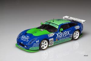 Прикрепленное изображение: TVR Tuscan R Team Xavex British GT 2002 Spark S0206.jpg