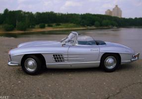 Прикрепленное изображение: Mercedes-Benz 300SL Roadster 1957 (23).JPG