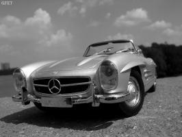 Прикрепленное изображение: Mercedes-Benz 300SL Roadster 1957 (30).JPG