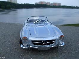 Прикрепленное изображение: Mercedes-Benz 300SL Roadster 1957 (25-1).JPG