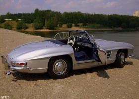 Прикрепленное изображение: Mercedes-Benz 300SL Roadster 1957 (15).jpg