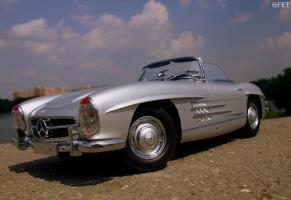 Прикрепленное изображение: Mercedes-Benz 300SL Roadster 1957 (27).JPG