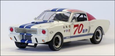 Прикрепленное изображение: 1966 Ford Mustang Shelby GT350R N70 Hal McCarty VSCCA Racing Car - IXO - GTM089 - 2_small.jpg