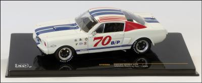 Прикрепленное изображение: 1966 Ford Mustang Shelby GT350R N70 Hal McCarty VSCCA Racing Car - IXO - GTM089 - 1_small.jpg