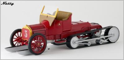 Прикрепленное изображение: 1913 Mercedes-26-45 PS Kegresse - Herson Models - 1_small.jpg