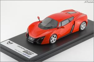 Прикрепленное изображение: 2009 Marussia B2 Sparkling Red Orange - LookSmart Models - LSMA01C - 1_small.jpg