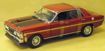 Прикрепленное изображение: Ford Falcon XW GTHO Phase 2 Candy Apple Red Biante.jpg
