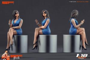 Прикрепленное изображение: Prety Girl Blue Dress.jpg