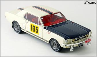 Прикрепленное изображение: 1967 Ford Mustang Monte Carlo Rally Chemin-Hallyday - Spark - S2634 - 4_small.jpg