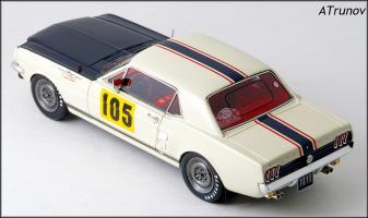 Прикрепленное изображение: 1967 Ford Mustang Monte Carlo Rally Chemin-Hallyday - Spark - S2634 - 2_small.jpg