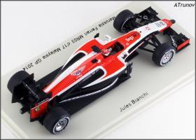 Прикрепленное изображение: 2014 Marussia MR03 Malaysian GP Jules Bianchi - Spark - S3082 - 3_small.jpg