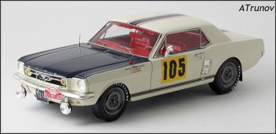 Прикрепленное изображение: 1967 Ford Mustang Monte Carlo Rally Chemin-Hallyday - Spark - S2634 - 1_small.jpg