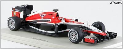 Прикрепленное изображение: 2014 Marussia MR03 Malaysian GP Jules Bianchi - Spark - S3082 - 4_small.jpg