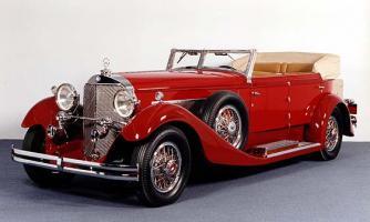 Прикрепленное изображение: 1931 770K cabriolet Castagna.jpg