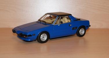 Прикрепленное изображение: 1974 Fiat X19 Minichamps.JPG