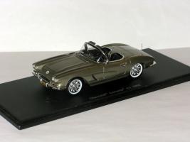 Прикрепленное изображение: Chevrolet Corvette C1 1962 Spark 015.JPG