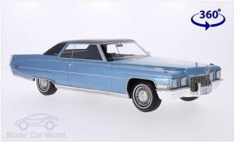 Прикрепленное изображение: 1972 Coupe DeVille blue.JPG