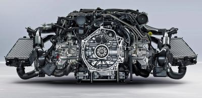 Прикрепленное изображение: Цельноалюминиевая оппозитная «турбошестёрка» 3.8 с сухим картером для 911, 997 II.jpg