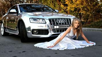 Прикрепленное изображение: Audi-A5-Girl-Road-1440x2560.jpg