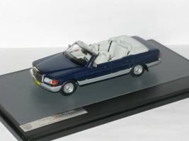 Прикрепленное изображение: Mercedes-Benz W126 380 SEL Cabrio 1984 Caruna HRH. Princess Juli 001.JPG