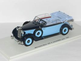 Прикрепленное изображение: Mercedes-Benz 320   1937 004.JPG