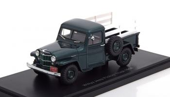Прикрепленное изображение: Pick-Up-Truck-Willys-Jeep-Neo-Scale-Model-45804-0.jpg