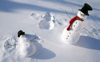 Прикрепленное изображение: снеговик.jpg