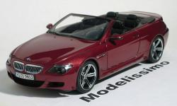 Прикрепленное изображение: Kyosho_road_cars_BMW_M6_Cabrio_with_extra_Hardtop_darkredmetallic.jpg