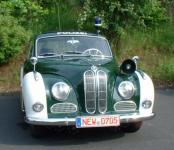 Прикрепленное изображение: BMW_501_polizei_restauriert.jpg