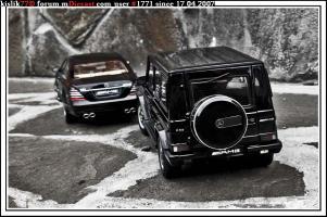 Прикрепленное изображение: AutoArt_Mercedes_Benz_S63AMG___AutoArt_Merceds_Benz_G55AMG.jpg