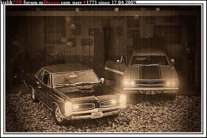 Прикрепленное изображение: GMP_Plymouth_GTX___Highway61_Pontiac_GTO.jpg