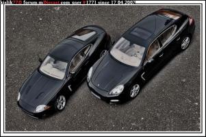 Прикрепленное изображение: AutoArt_Jaguar_XKR___Norev_Porsche_Panamera_Turbo.jpg