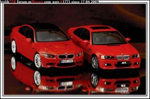 Прикрепленное изображение: AutoArt_BMW_M3__E46____Kyosho_BMW_M3__E92_.jpg