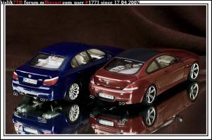 Прикрепленное изображение: Kyosho_BMW_M5___Kyosho_BMW_M6.jpg