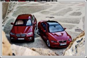 Прикрепленное изображение: Kyosho_BMW_X6___Kyosho_BMW_M3.jpg