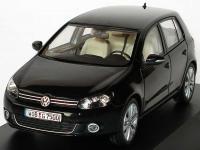 Прикрепленное изображение: 1zu43_VW_Golf_VI_5tuerig_deepblack_perleffekt_VW_Schuco_5K0099300C9X_17992_02.JPG