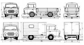 Прикрепленное изображение: DDR_Barkas_B1000_Klein_lastwagen_1974.jpg