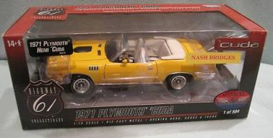 Прикрепленное изображение: 1971_CUDA_CONVERTIBLE_NASH_BRIDGES_YELLOW_BYC_ERTL.jpg