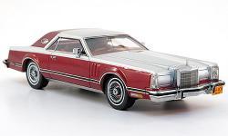 Прикрепленное изображение: Lincoln_Continental_MK_V__silber_rot__limit._Auflage_300_1978.jpg