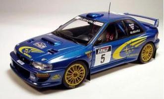 Прикрепленное изображение: Subaru_Impreza_WRC_1999_V_Rally_France_5_Drivers_R._Burns__R._Reid__autoart_89993_.JPG