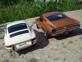 Прикрепленное изображение: Porsche_911_S_1967___Ford_Mustang_GT_390_1967___6_.JPG