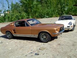 Прикрепленное изображение: Porsche_911_S_1967___Ford_Mustang_GT_390_1967___11_.JPG