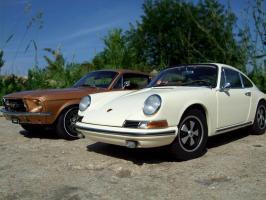 Прикрепленное изображение: Porsche_911_S_1967___Ford_Mustang_GT_390_1967___14_.JPG