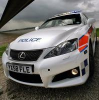 Прикрепленное изображение: 2009_Lexus_IS_F_Police_Car_Front_Angle_View_angel.jpg